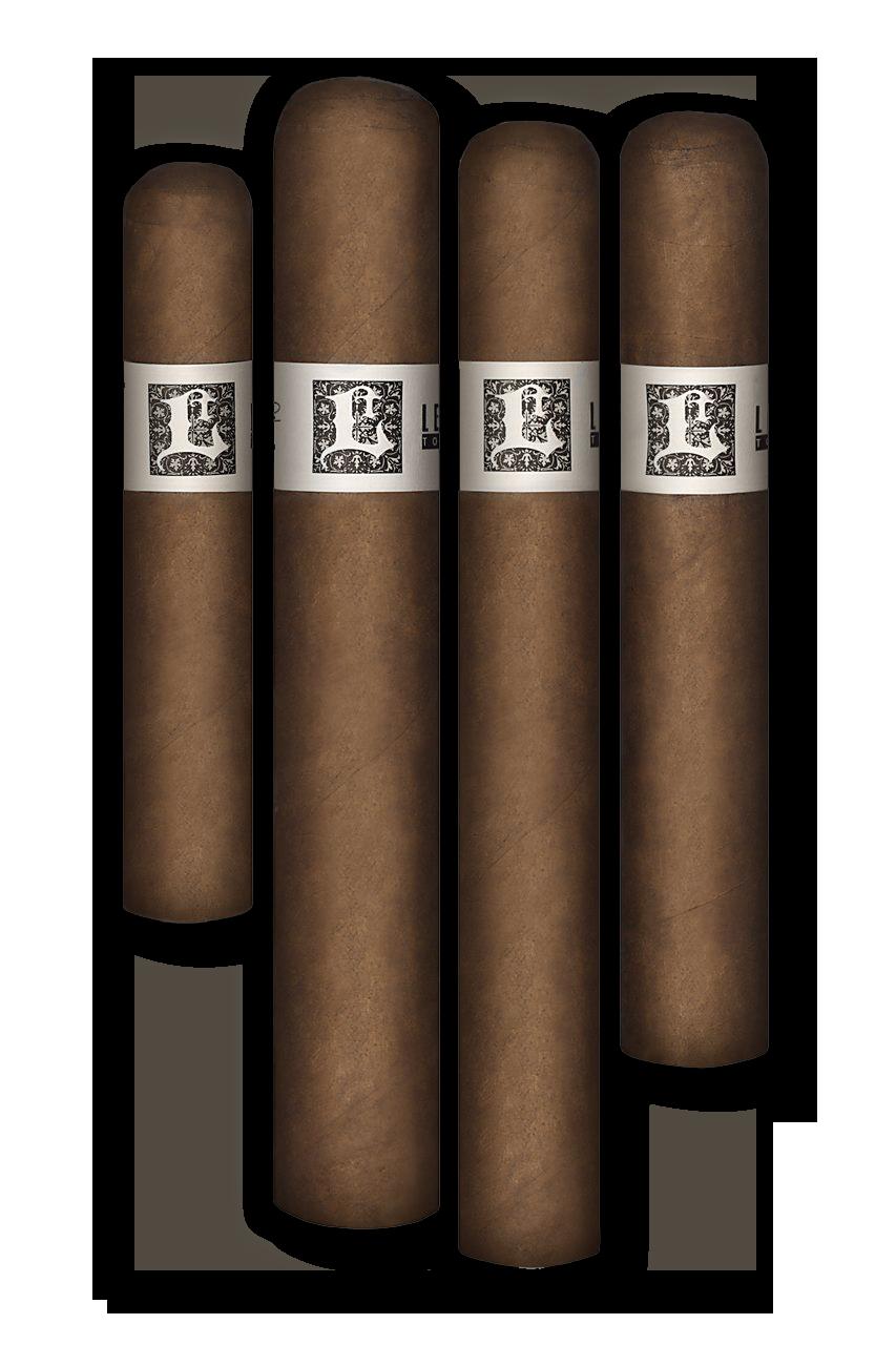 Leccia Tobacco White Line