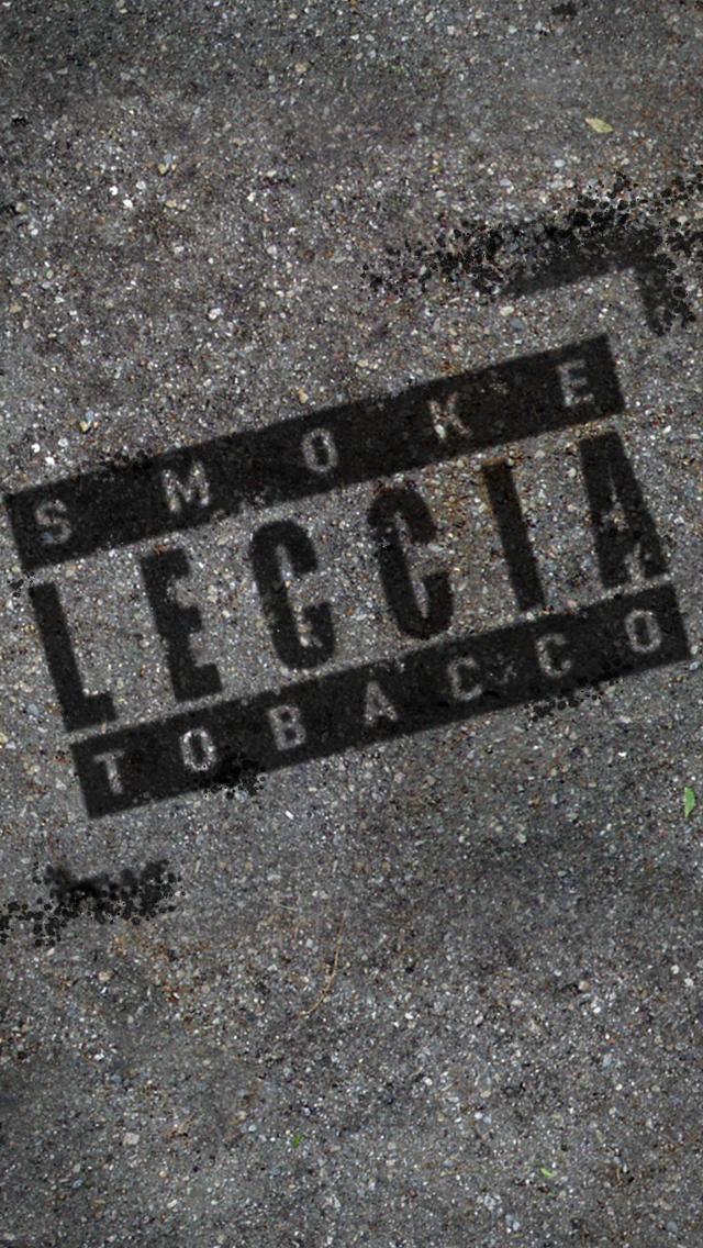 Leccia Tobacco Tag