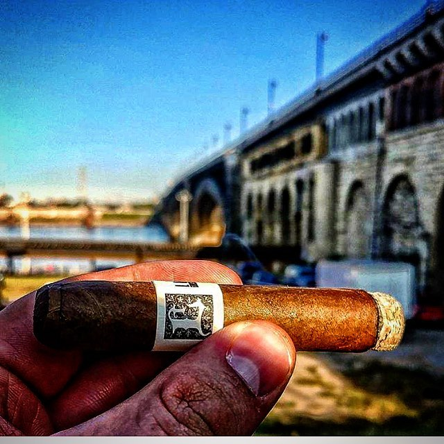 Photo by @captainlongbeard #cigar#cigars#leccia#lecciatobacco#smoke