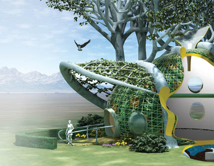 Terreform One  Fab Tree Hab