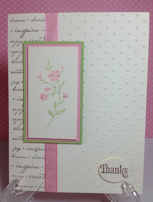 A 'Charming' Thank You - PPA132