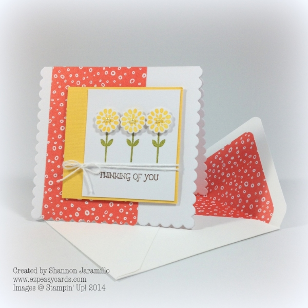 Flower Patch Thinking of You - FMS148