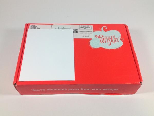 August Paper Pumpkin Kit + A Sweet Deal