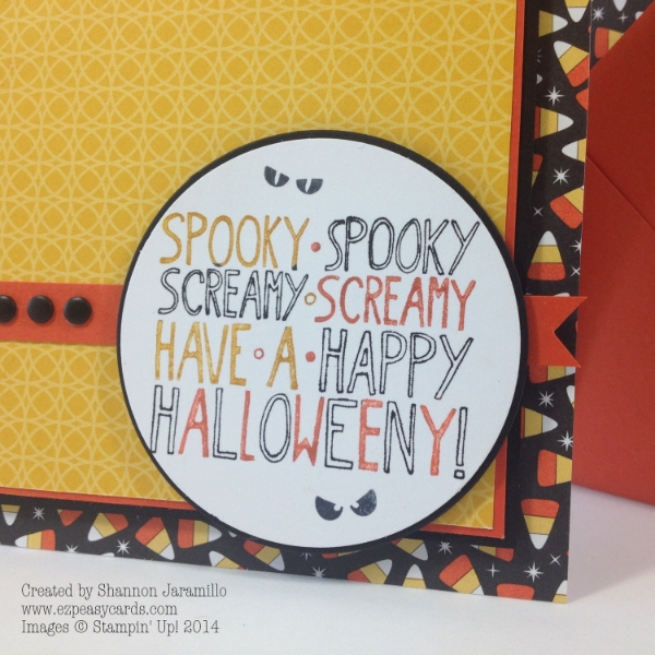 Spooky Screamy Halloweeny - PPA217