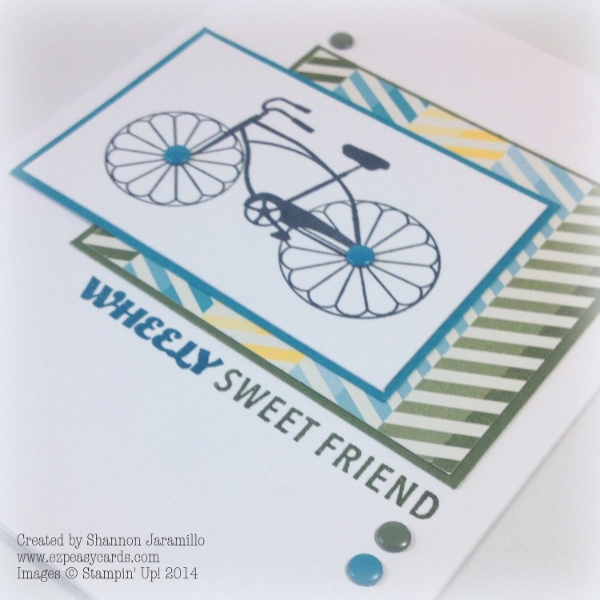 Wheely Sweet Friend - RS#132