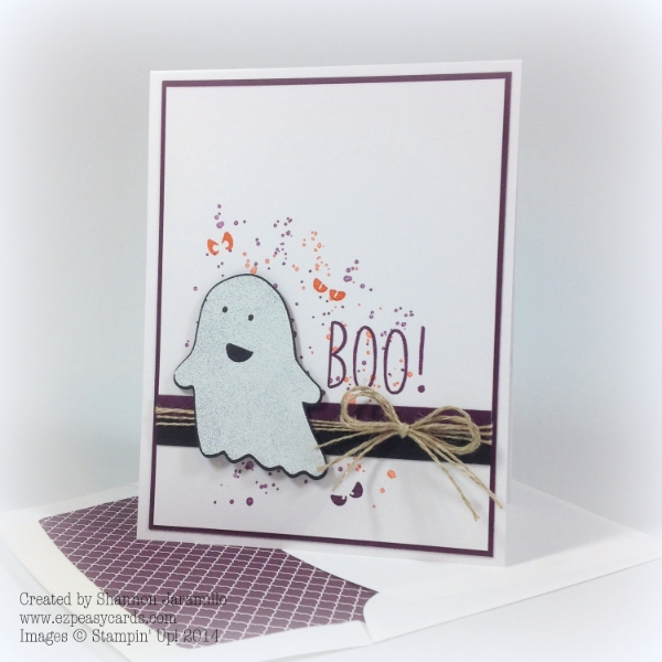 Boo the Friendly Ghost - RS#135 & FabFri52