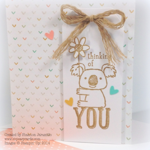 Kind Koala Thinking of You - FMS158