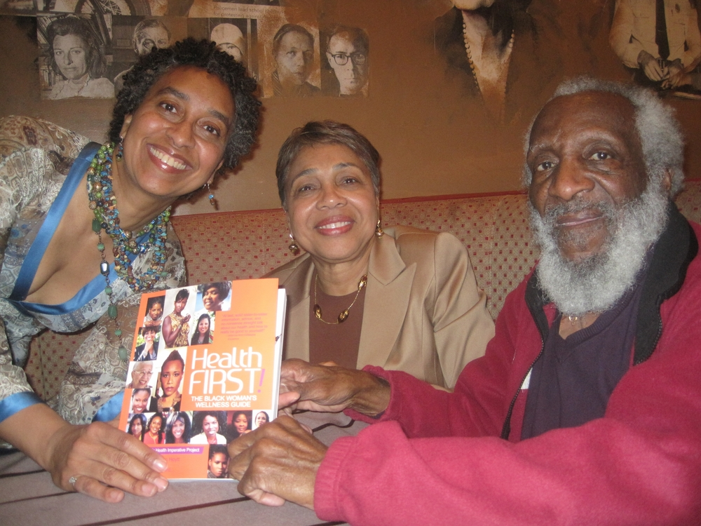 Health First book signing at Busboys & Poets, Washington