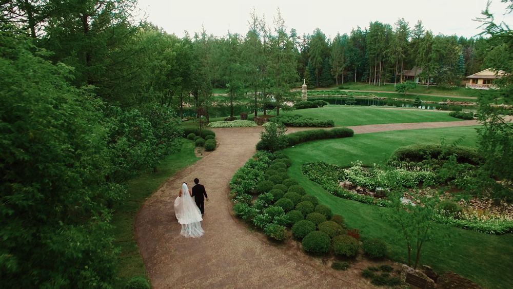 Wedding Drone Videography Edmonton