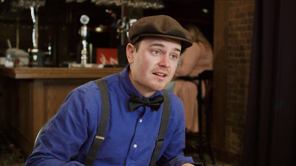 Andrew Joseph Pahlke Actor Edmonton