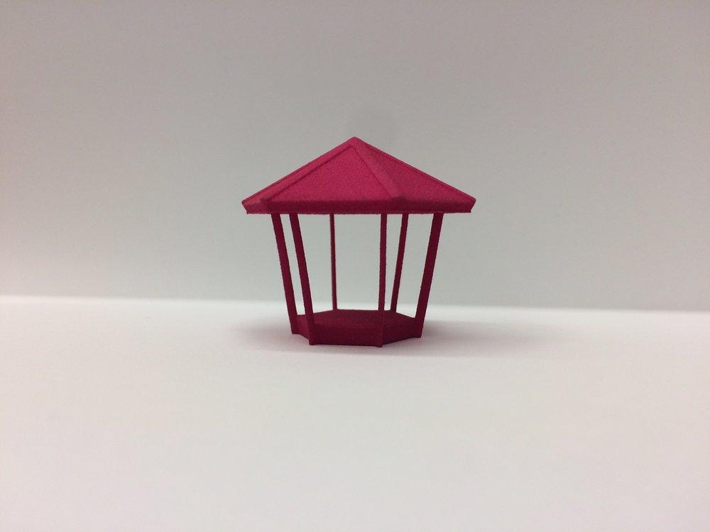 3D printed Gazebot Mini