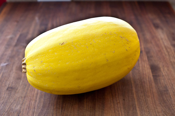Spaghetti Squash with Meat Sauce — MoveStrong Kettlebells