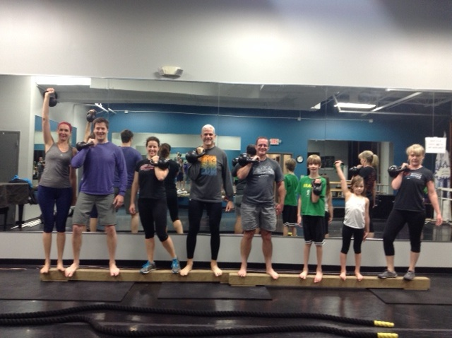 family foam roll photo.JPG