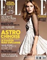 Elle France January 2012