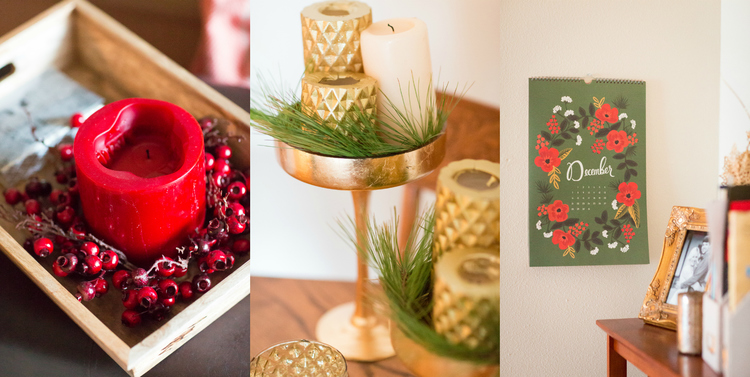 Christmas Decorations For Apartments christmas decorating | personal post | how to decorate in a small