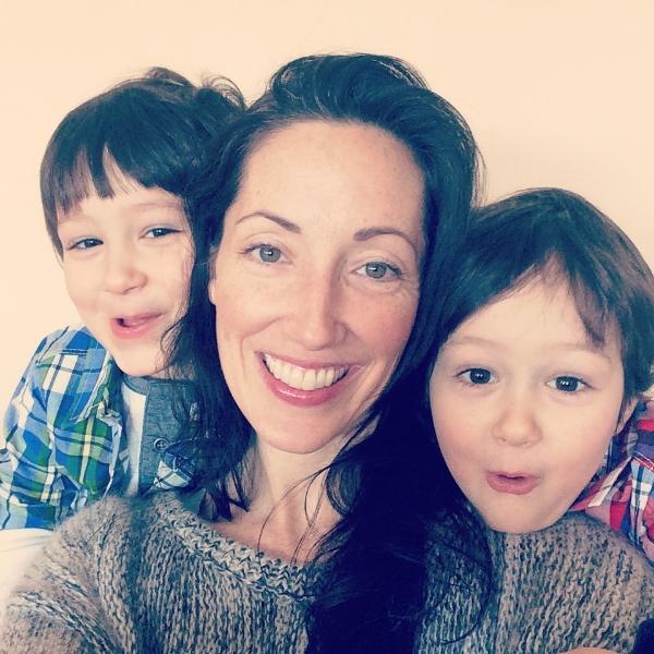 Gabrielle Brick & Her Sons