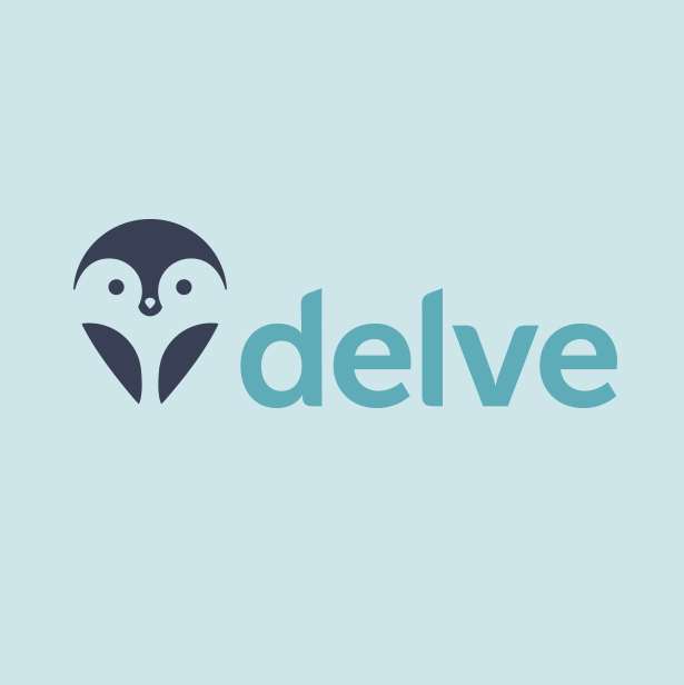 Delve Branding and Mobile App