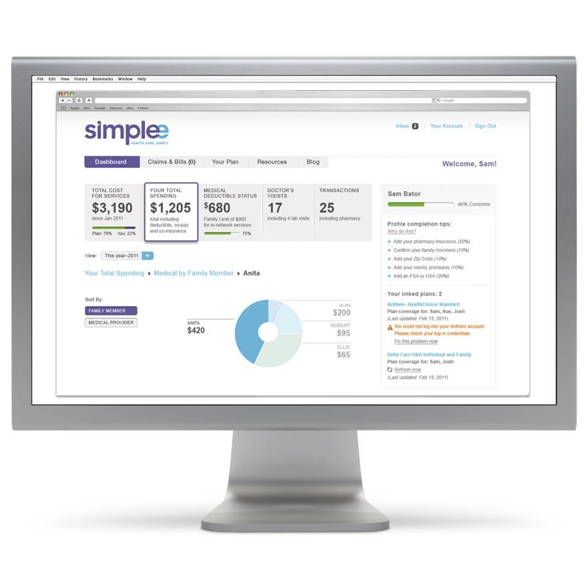 Simplee Branding & Web Design