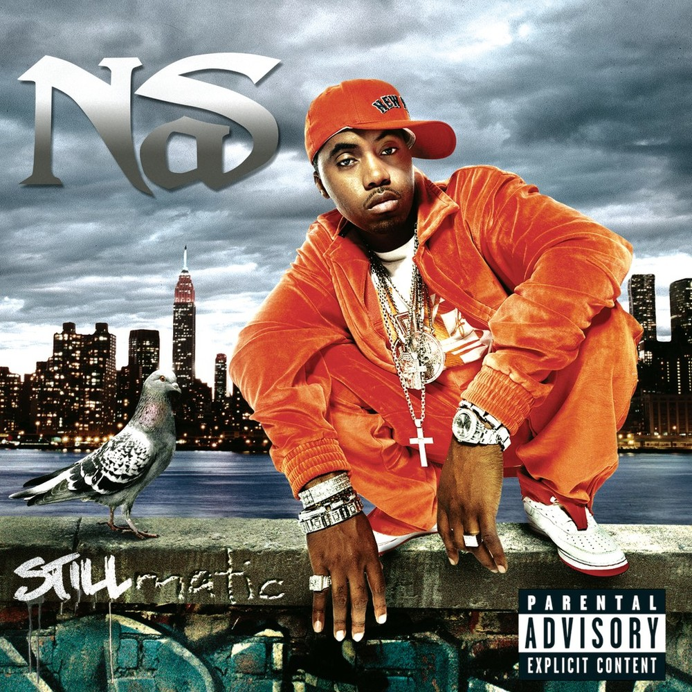Stillmatic   is the fifth  studio album  by American rapper  Nas , released December 18, 2001
