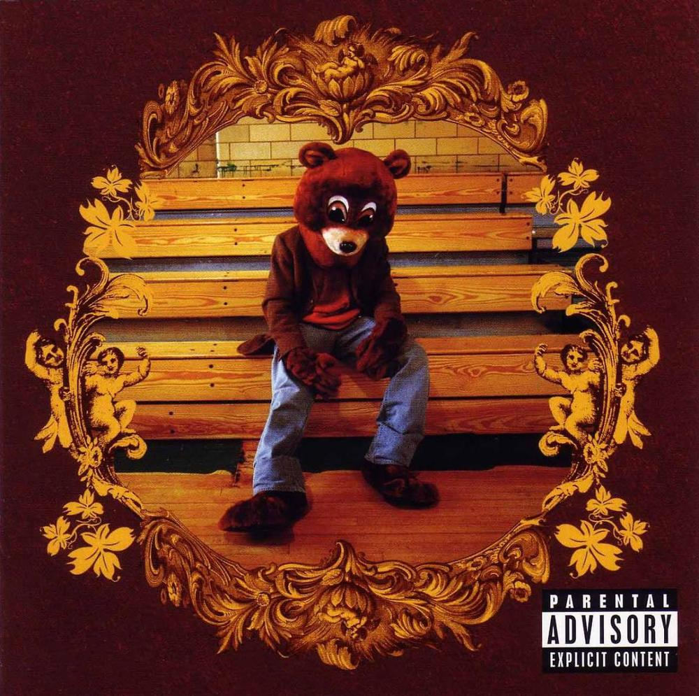 The College Dropout   is the debut  studio album  by American  hip hop  artist  Kanye West