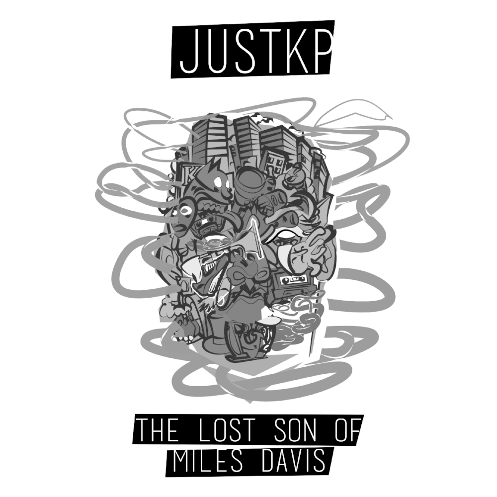 JuztKP - Lost Son Of Miles Davis - cover.png