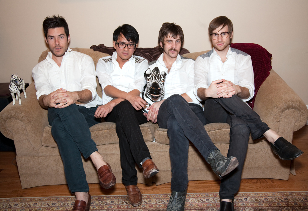 Saint Motel for ELLE Magazine