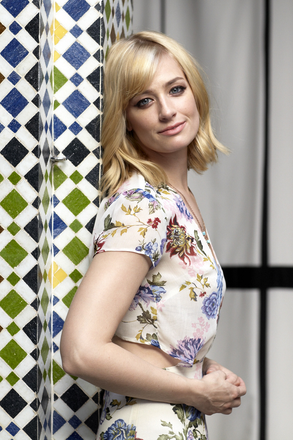 Beth Behrs for The Hollywood Reporter