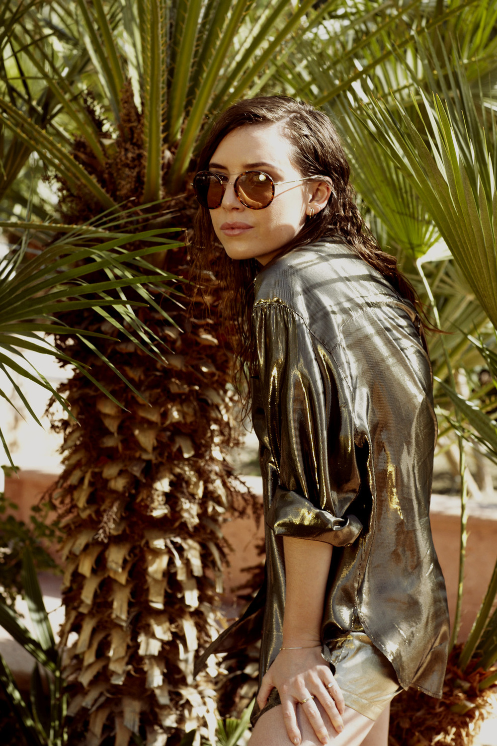 Lykke Li for The Hollywood Reporter