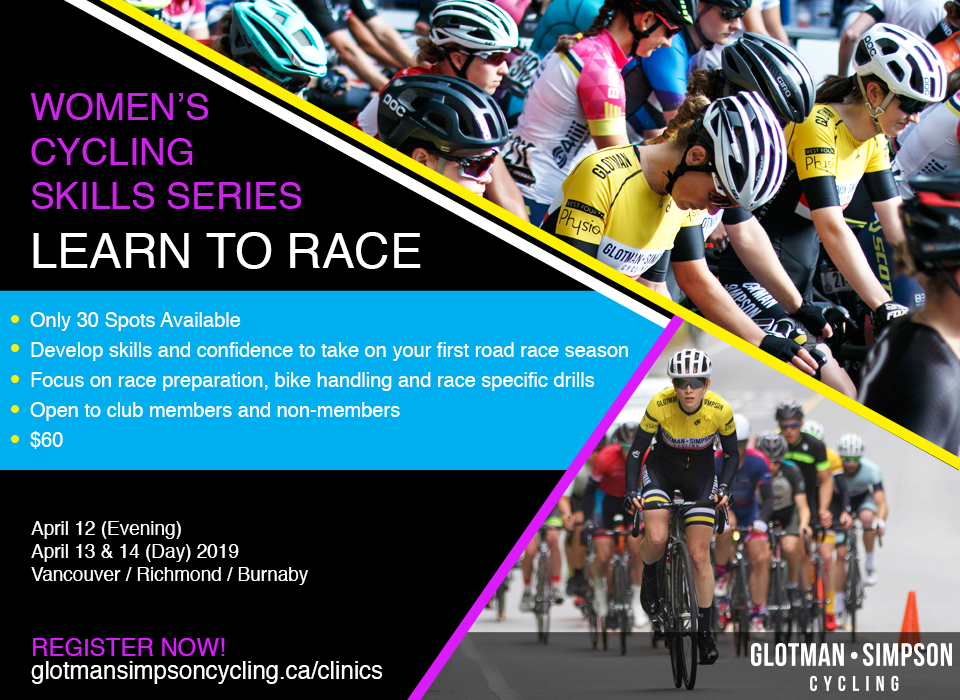 0ca8567c4ae18 Kit Order Reminder and Women s Learn to Race — Glotman•Simpson Cycling