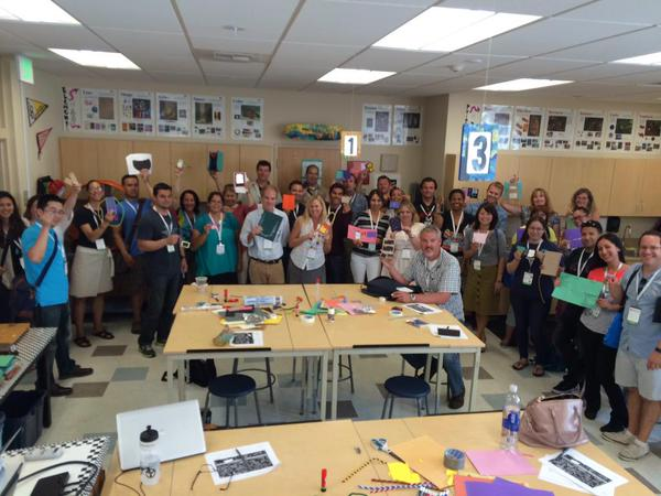 #GAFESummit Redondo Beach, California 2015