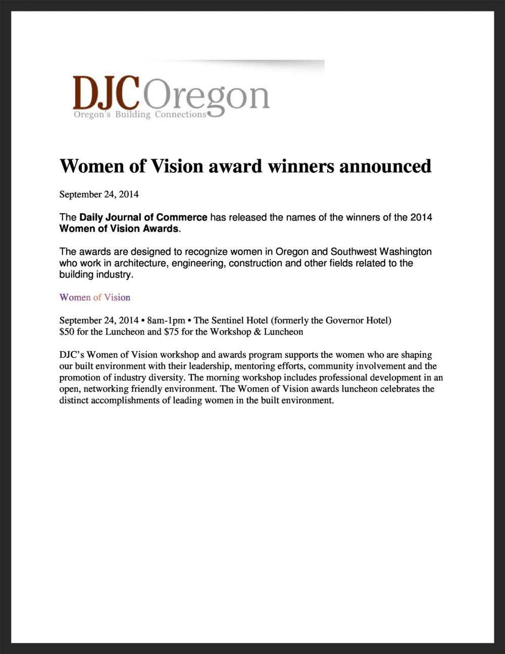 BOMA OREGON  DJC Oregon  09.24.2014