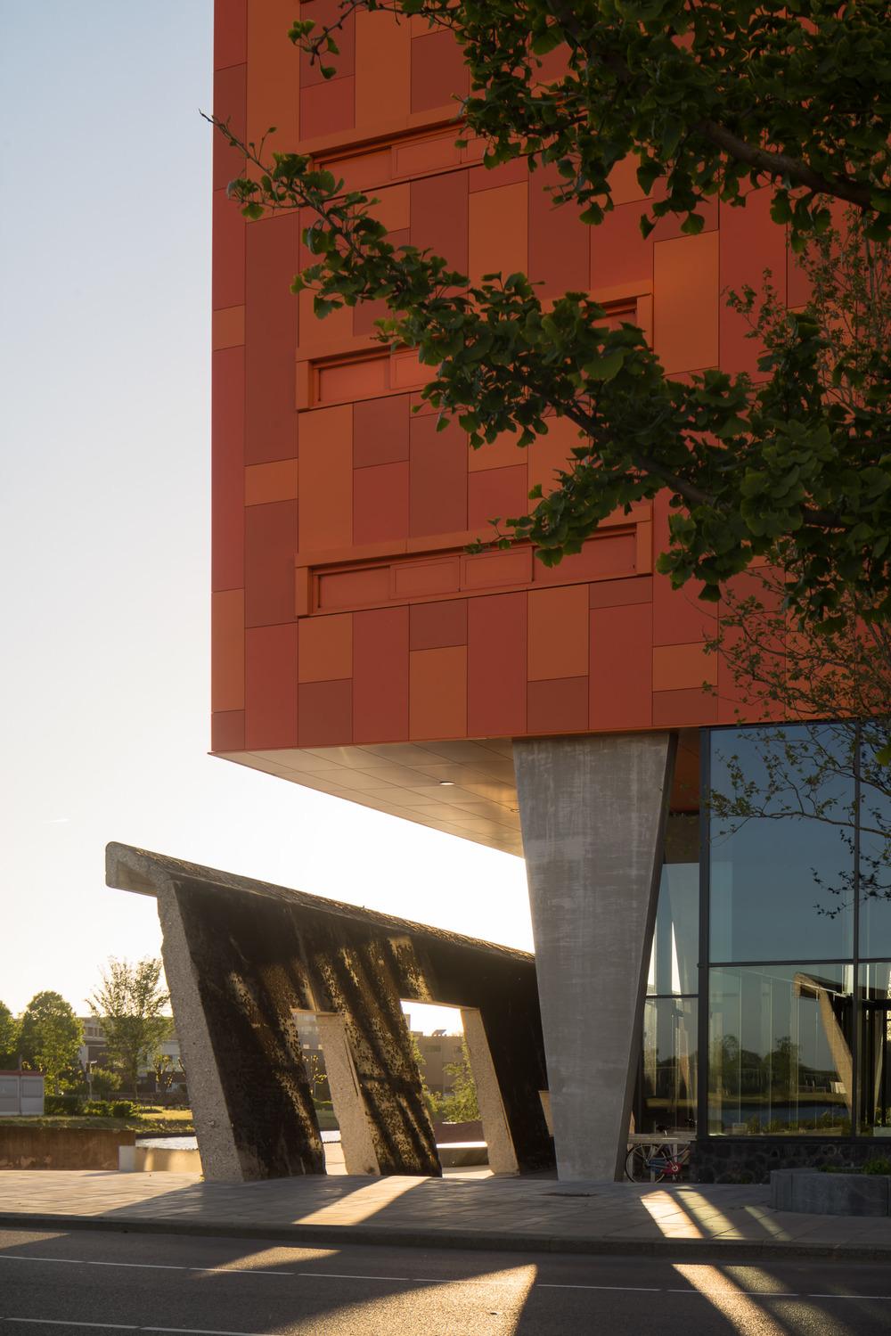 hete kolen groninen architecture