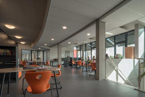 Zuidhorn School, Groningen — Mark Hadden - Architecture Photographer
