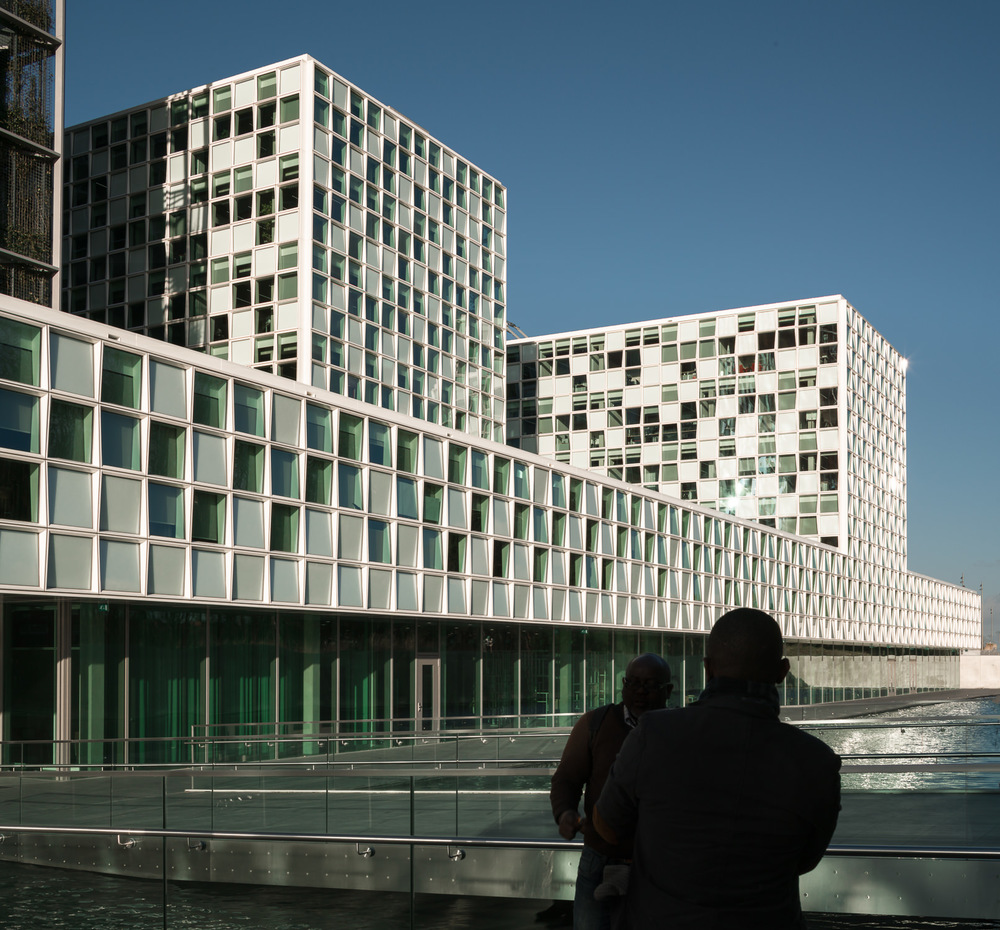 international criminal court den haag by schmidt hammer lasson