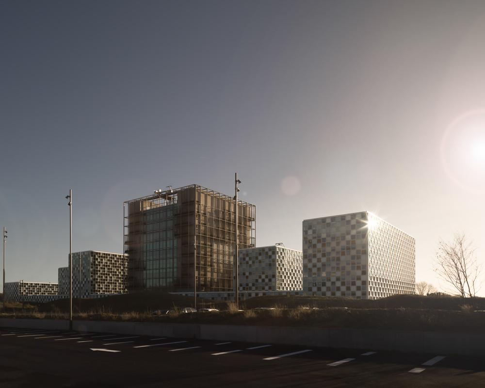 ICC - The Hague by Schmidt Hammer Lasson