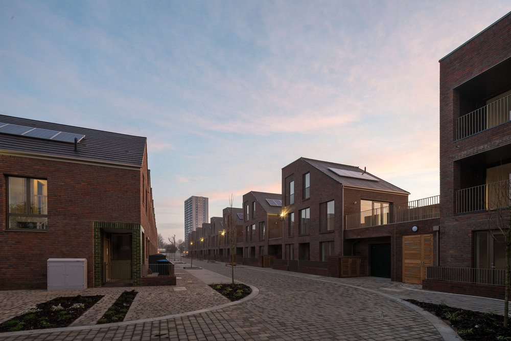 Dujardin Mews Architecture Photography London
