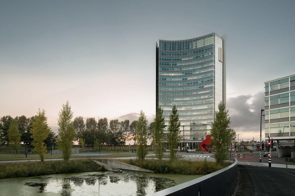 Zuidtoren Amsterdam architectuur fotografie netherlands