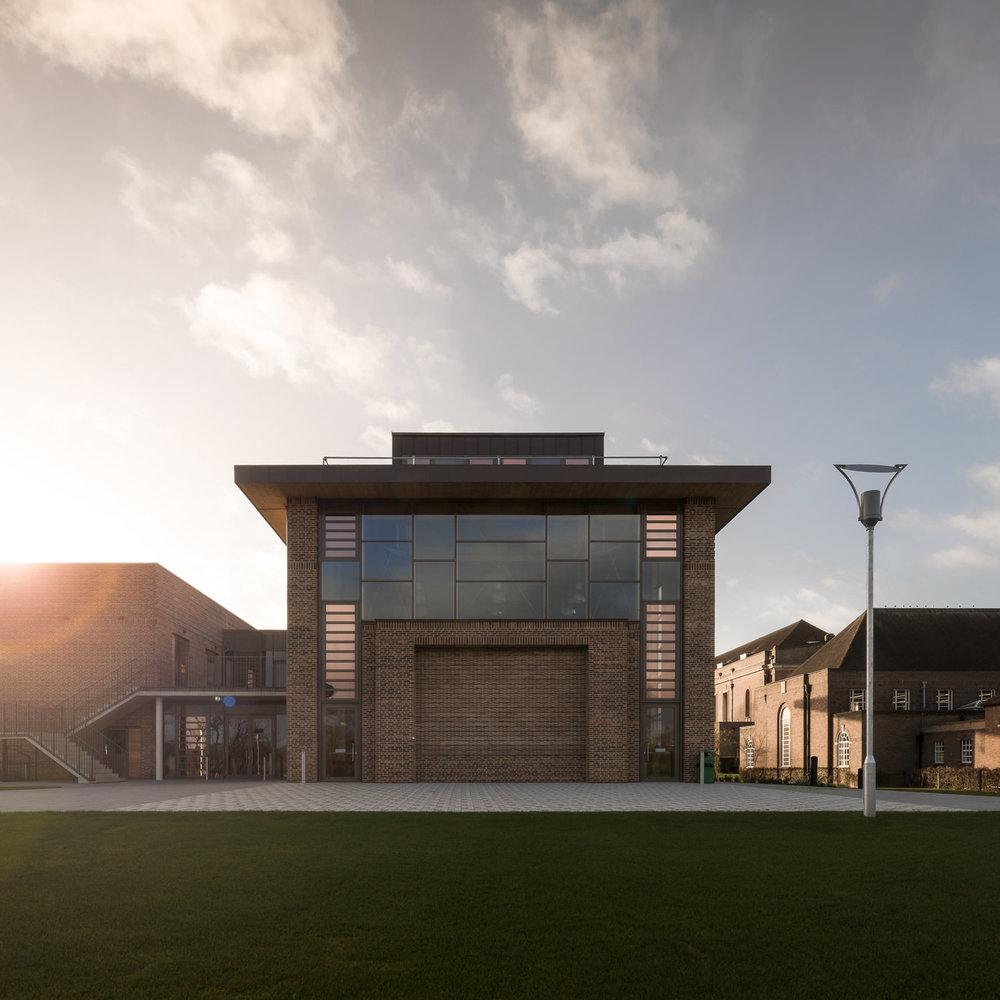 merchant taylors school london architecture photography