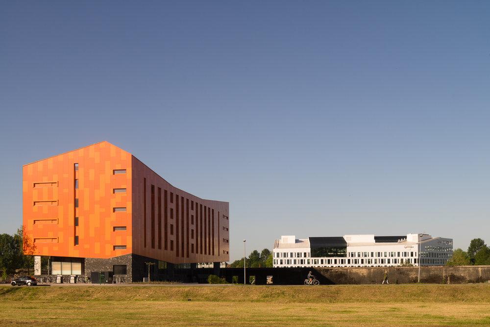 architectuur fotografie amsterdam netherlands Hete Kolen