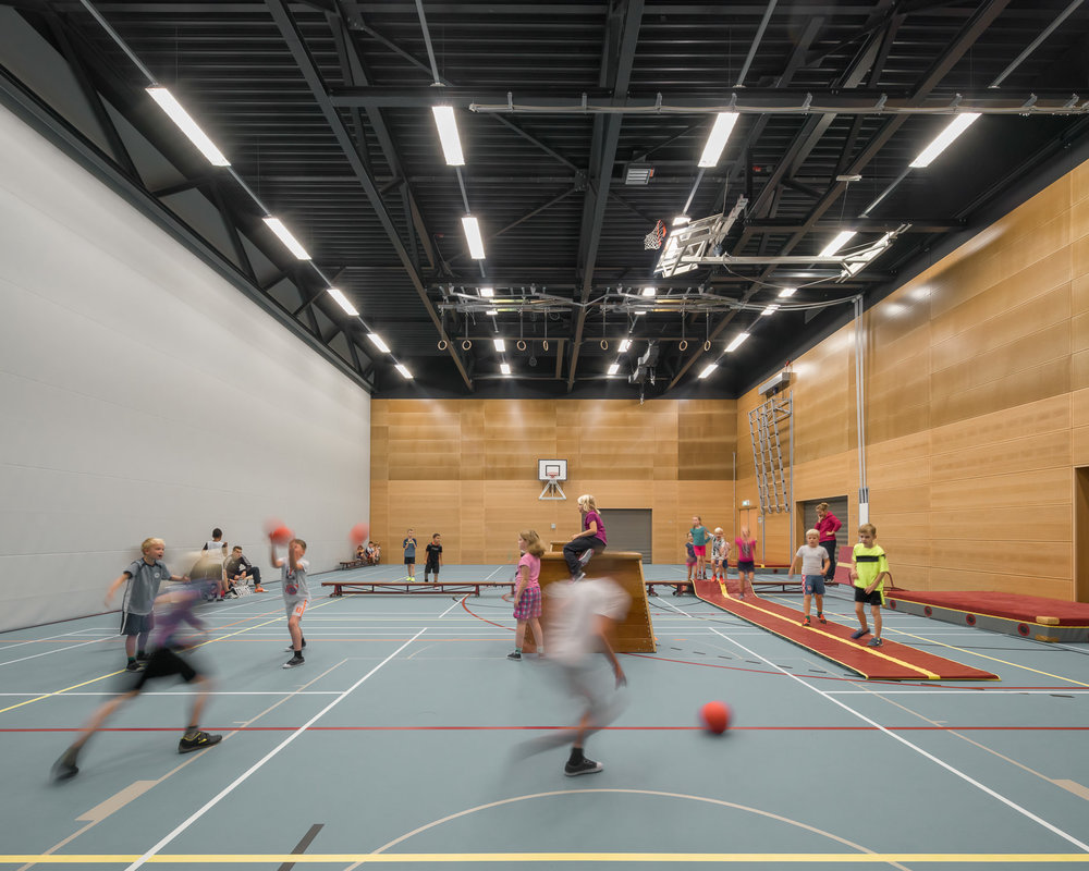 zuidhorn-school-groningen-architectuur-fotografie-netherlands