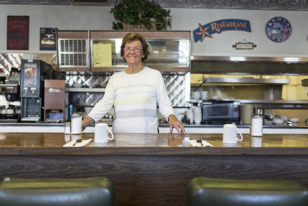 Annie Patzke Casey's Restaurant, Klamath Falls, OR