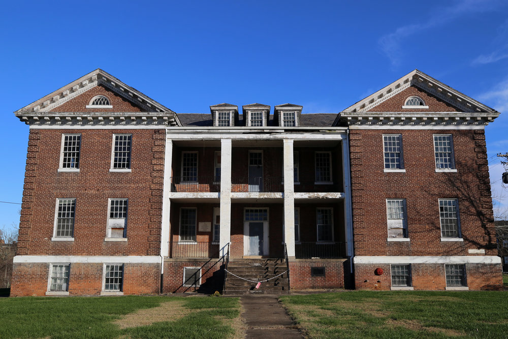 Central Virginia Training Center - formerly the Virginia State Colony for Epileptics and Feebleminded Lynchburg, Virginia