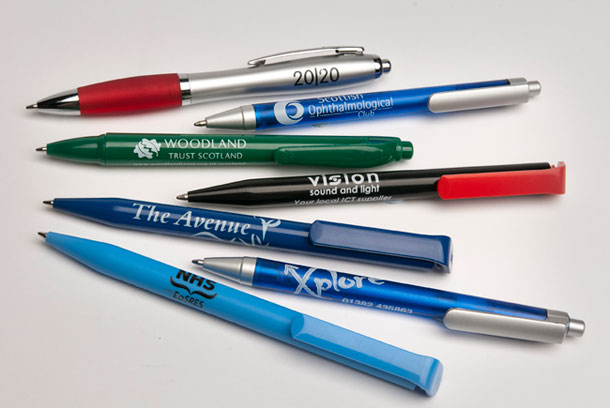 Printed Pens | Dundee