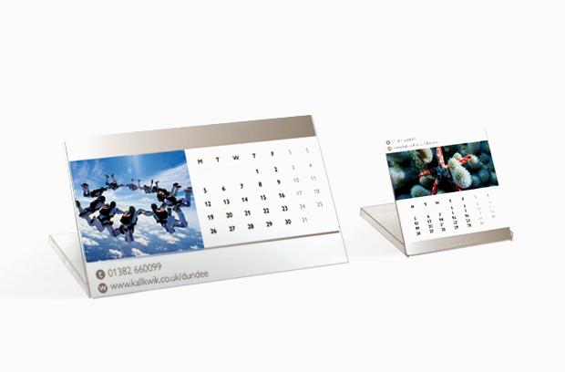 CD Desk Calendar