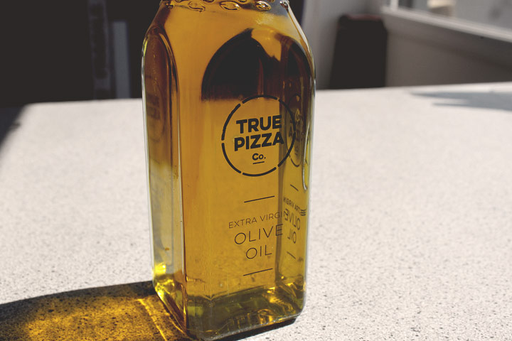 True Pizza Olive Oil