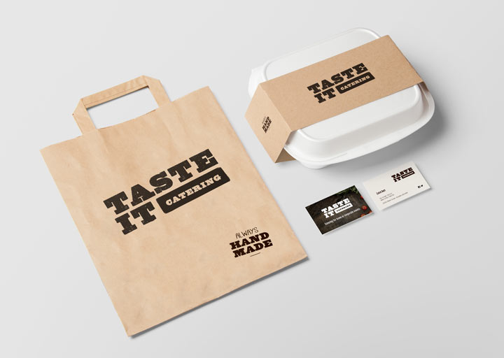 Taste It Packaging