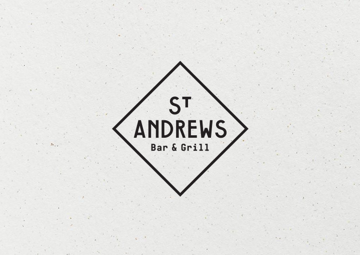 St Andrews Bar & Grill Logo