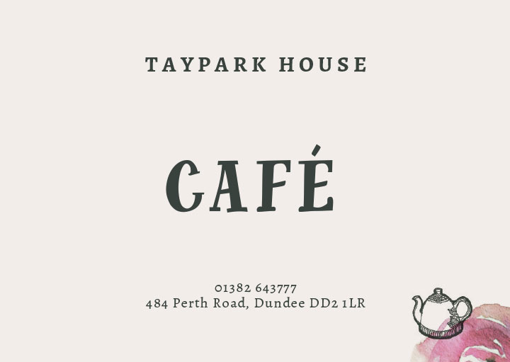Taypark House Café Graphic