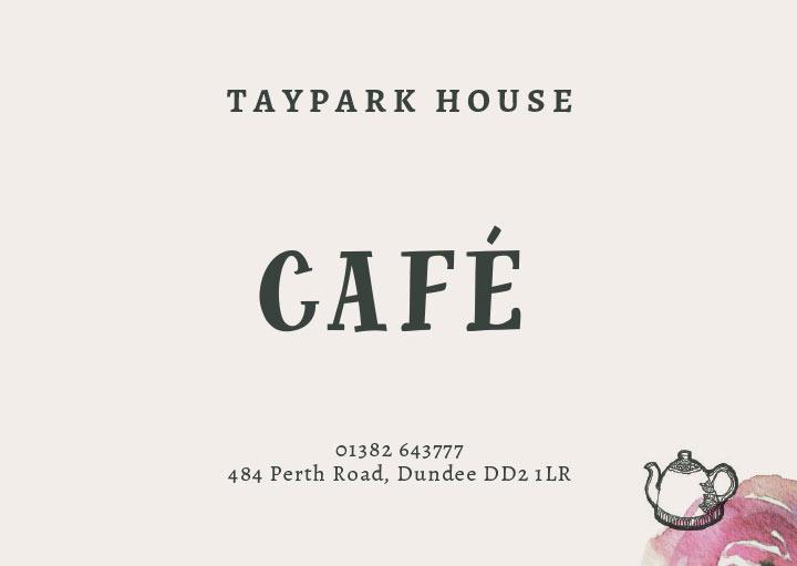 Taypark House Café Graphic