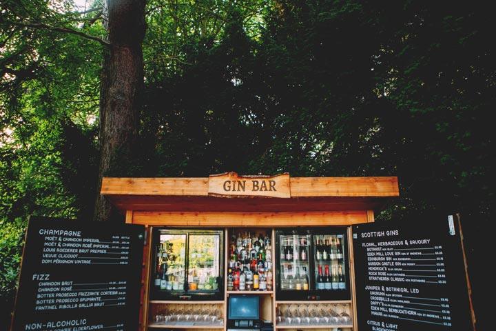 Taypark House Gin Bar